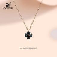 【SALE】🔥พร้อมส่ง🔥Swarovskiแท้ สร้อย swarovski ของแท้ ของแท้ 100% สร้อยคอจี้หงส์ swarovski necklace แท้ Swarovski Four Leaf Clover Necklace Seriesหลากหลายสไตล์ ของขวัญสำหรับคนพิเศษ