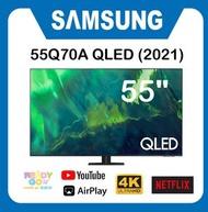 """三星 - Samsung 55"""" Q70A QLED 4K 智能電視 (2021) QA55Q70AAJXZK"""