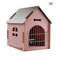 ▶SAN◀Wooden dog house, dog house, dog bed, cat house, wooden dog house