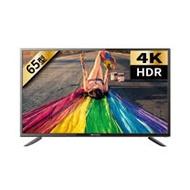 (含運無安裝)【SANSUI山水】65型4K HDR安卓智慧連網液晶顯示器電視 SLHD-6580