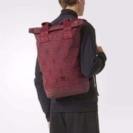 Adidas 3D Roll Top Backpack กระเป๋าเป้สะพายหลัง เปิดปิดแบบ Roll Top ของแท้