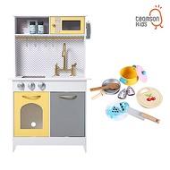 Teamson 波士頓小廚師經典木製廚房玩具(2色)
