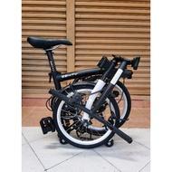 "3 Sixty 16"" Folding Bike, offer Ramadan, lowest price ever, free pos semenanjung Malaysia!!!"