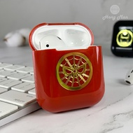 漫威MARVEL復仇者聯盟CAMINO AirPods硬式保護套 鋼鐵蜘蛛人Spider-Man iphone耳機殼 正版3C