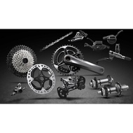 SHIMANO XTR M9100 1x12SPEED FULL GROUPSET (COMPLETE GROUPSET without hubset)