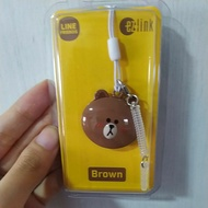 Brown Ezlink Charm
