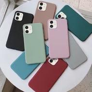 กรณีสำหรับIphone Se 2020 11 12 Mini Pro Xr Xs Max CoqueสำหรับApple 7 8 6S plus 5S Funda Etuiบางหรูหราหมวกนุ่มน่ารัก