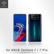 Metal-Slim ASUS Zenfone 7 / 7 Pro 軍規 防撞氣墊TPU 手機保護套