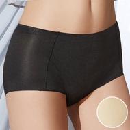 華歌爾 前腰修飾 輕塑型 64-82 冰涼奇異褲 (香檳金 )