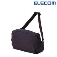 【ELECOM】ESCODE 防盜郵差包-黑(BM-ESMS01BK)
