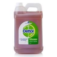 เดทตอล Dettol น้ำยาฆ่าเชื้ออเนกประสงค์ 5 ลิตร /รุ่นมีมงกุฎ