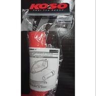 [摩托人]KOSO高流量空氣軟管 BWS R版/新勁戰四代/4代新勁戰