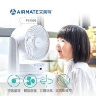 【AIRMATE 艾美特】6吋遙控定時空氣循環扇(Iot set)