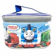 韓國製 湯瑪士 不鏽鋼 隔熱 兩入餐盒 兒童餐具 環保餐具 附蓋&手提收納袋 韓國進口正版 702566