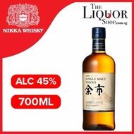 NIKKA YOICHI NON AGED ALC 45% 700ml (No Box)