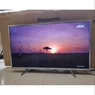 Panasonic國際 40吋 4K UHD LED液晶電視 連網電視 (TH-40DX650W)