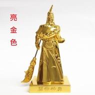 銅合金關公 關聖帝君 武財神關公 神像擺件 居家擺飾