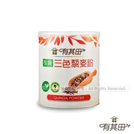 【有其田】慈心認證有機三色藜麥粉(210g/罐)