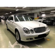 2002 BENZ E320 售7萬 W211 LINE:s87748 電話:0902-289-802 二手車 中古車