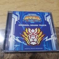 機甲英雄 機鬥勇者 官方 遊戲原聲帶 光碟 (含活動限定卡 導彈兔)