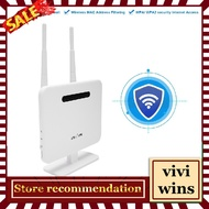 Router 4G LTE CPE WIFI Wireless Router 300Mbps WIFI Repeater