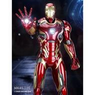 【hxy】CM超模工作室 1/2復仇者mk45二代鋼鐵俠mk50全身像戰衣大型手辦模