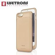【買就送邊框】Lifetrons iPhone 6/6s 4.7吋 行動電源背蓋保護殼 (3,000 mAh) 三色