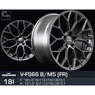 VEEMANN 18 inch 8JJ/9JJ 5X113 ET40 ORI CAR SPORT RIMS WHEELS VFS66