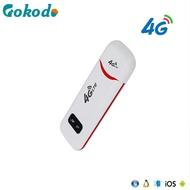 *聯通電信4g隨身wifi無線路由器100M USB無線網卡便攜式通用設備