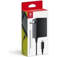 Nintendo Switch NS 任天堂 原廠 AC 變壓器 充電器 電源線 充電線