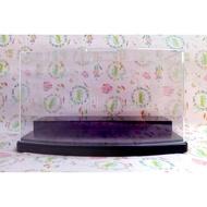 [模型收納盒] 日本製 平台式 階梯型 小型陳列盒 轉蛋食玩 公仔 小黏土人 可用 展示盒 公仔盒 大創DAISO商品
