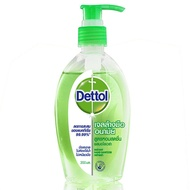 DETTOL เจลล้างมืออนามัย DETTOL ผสมอโลเวล่า 200 มล.