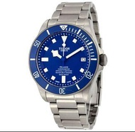 TUDOR Pelagos Titanium Automatic Diving Watch M25600TB-0001