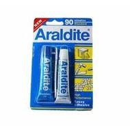 ARALDITE AB Epoxy Adhesive Glue 90 Minutes RAPID [90 Mins Drying Time]