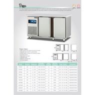 4尺 5尺 6尺 7尺 8尺 工作臺冰箱 工作台冰箱 冰箱 一年保固 全台配送 瑞興