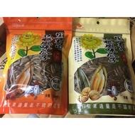 巧益 葵瓜子 黑幫 焦糖風味瓜子 核桃風味瓜子 200克 袋裝 豐葵 香瓜子