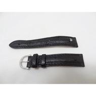 @ 艾美錶 MAURICE 原廠錶帶(黑) 18mm