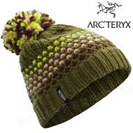 Arcteryx 始祖鳥 編織毛球帽/毛帽/針織保暖帽/滑雪/ FERNIE 16436 林木綠 台北山水
