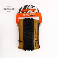 Maxxis Minion Dhr Ii Outer Tires 29x2.60 Exo Tr Skinwall