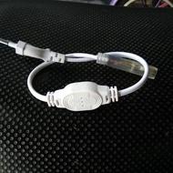 Termurah dan Bisa COD Adaptor Lampu LED Strip Outdoor 50m - 5050 Sedia Juga Lampu led motor/Lampu led rumah/Lampu led strip/Lampu led aquarium/Lampu led warna warni/Lampu led mobil