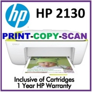 HP Printer 2130 Color All in One Print Scan Copy Photo Deskjet