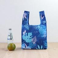 【美日袋】環保購物袋-叢林探險 (便當袋/小提袋)-可摺疊收納
