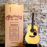美國 Martin DJR DJRA D桶身 雲杉面板 全單板 38吋 旅行吉他 吉他 木吉他 送琴袋 免運費 現貨