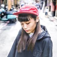 【SUPREME】 REACTIVE CAMP CAP紅 [ PURE by TAKI ]