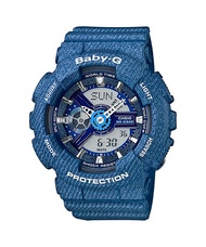 【CASIO】【BABY-G】【女錶】BA-110DC-2A2 台灣公司貨 保固一年 附原廠保固卡