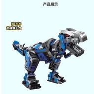 玩具 Lego ✡Lego Dinosaur Building Blocks Tyrannosaurus Jurassic Park Series Puzzle Assembled Children Boy Toy Robot♔