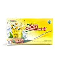 Sari Temulawak Kotak Natural Sari Temulawak Honey Orange Lemon Caplet 60 200