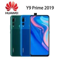 [滿6666現折666] 華為 HUAWEI Y9 Prime 2019 6.59吋 4G/128G-寶石藍/翡冷翠《贈華為i5藍芽音箱》