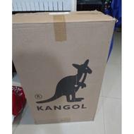 KANGOL 24吋行李箱 (藍色)
