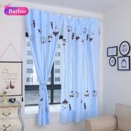 [Barbaraa Store] ผ้าม่าน ผ้าม่านสำเร็จรูป ผ้าม่านสั้น ผ้าม่านห้องนอน ผ้าม่านลายน่ารัก